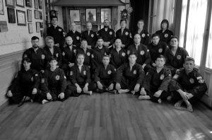 Filiales de kung fu en Argentina