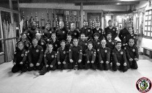 Filiales de Kung Fu en Chile