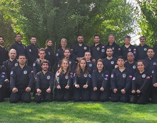 Visita del Maestro Juan Pablo Bermúdez a la República de Chile Parte 2